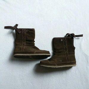 The North Face Brown Boots
